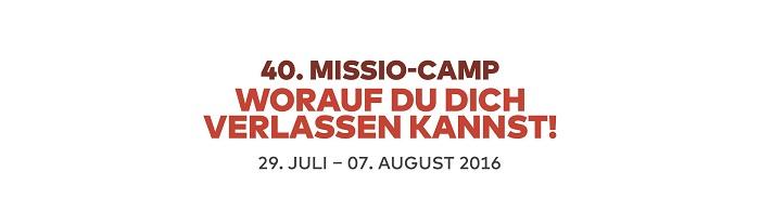 40. MISSIO-CAMP